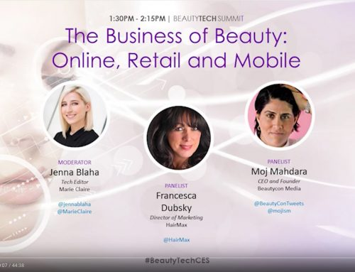 The Business of Beauty: Online, Retail and Mobile