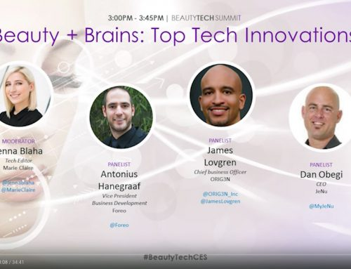 Beauty + Brains: Top Tech Innovations